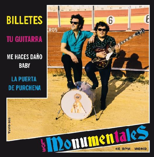 Los Monumentales TUYO003